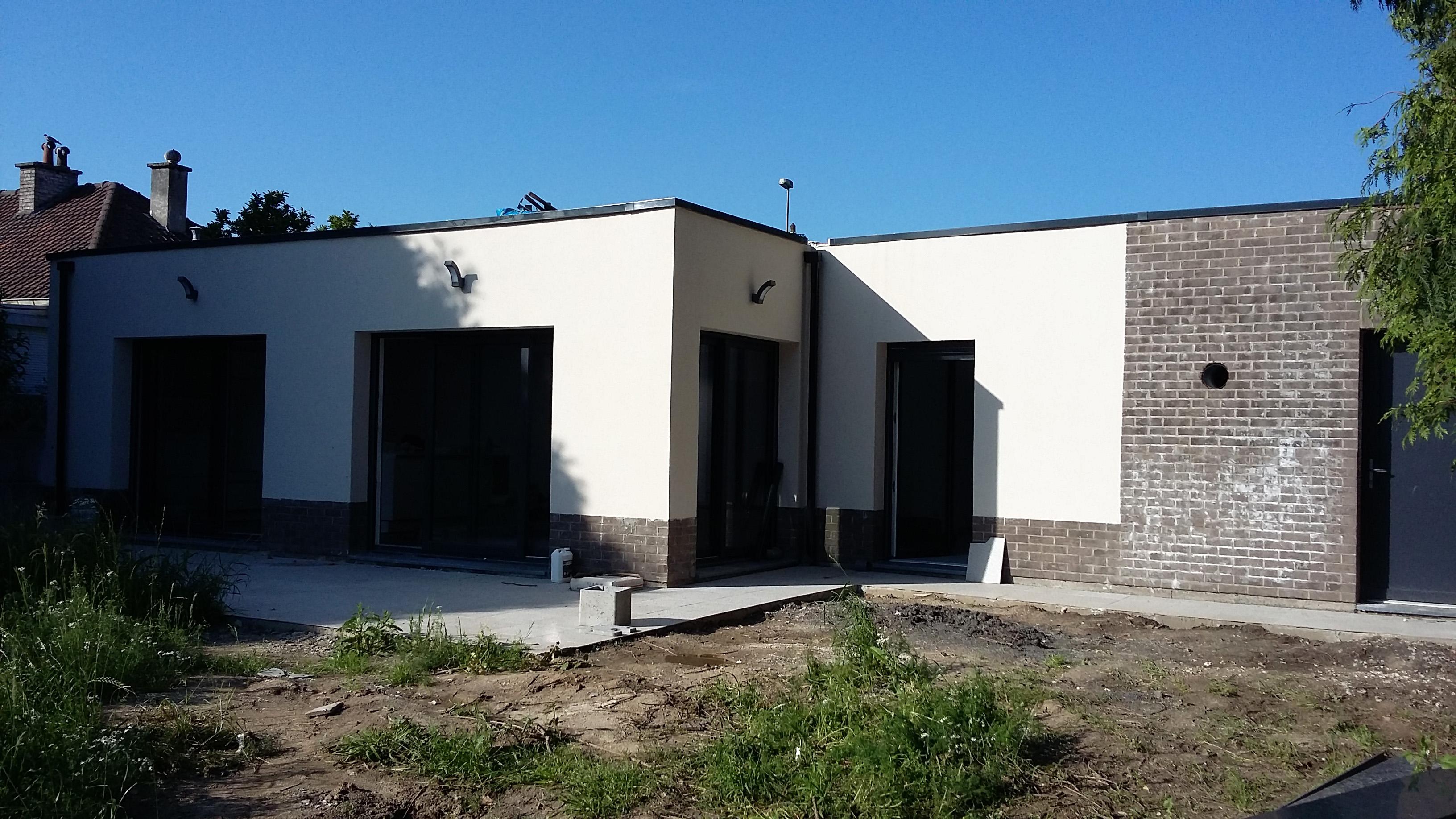14.01 Construction maison Lys lez Lannoy - Atelier permis de construire5.1a