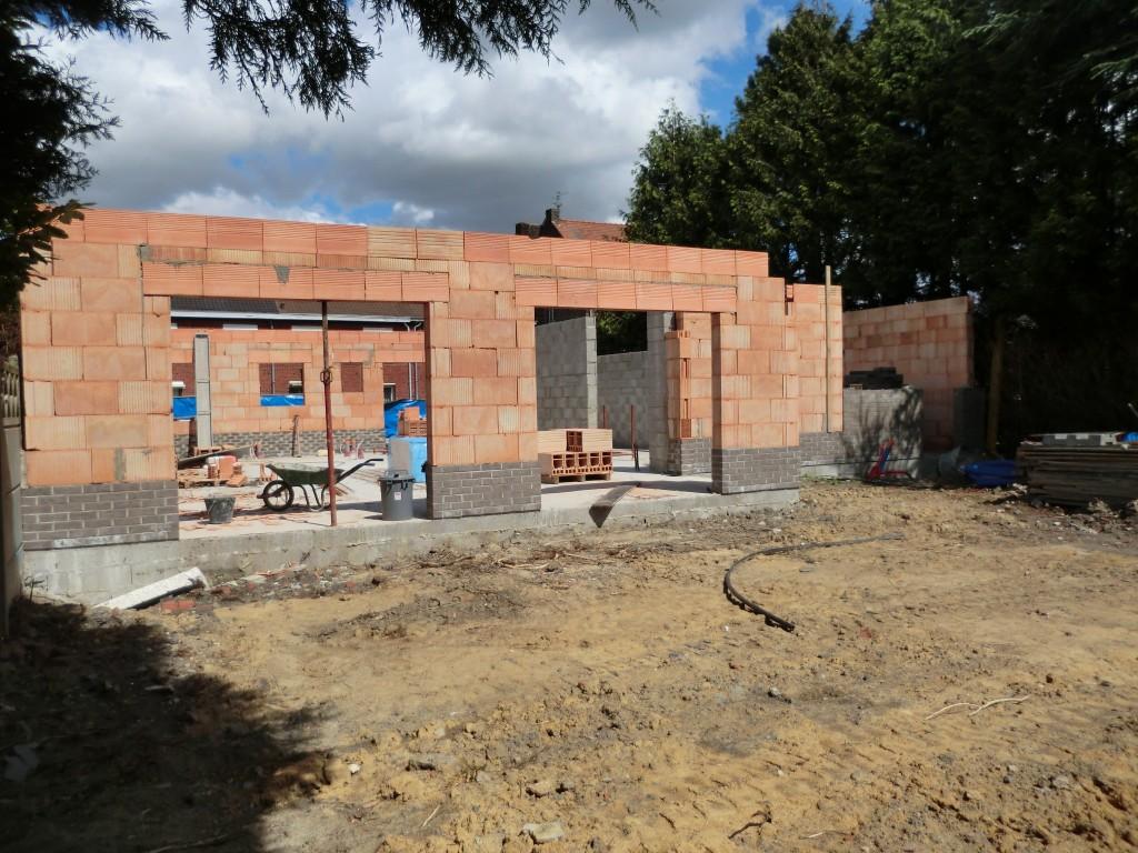 14.01 Construction maison Lys lez Lannoy - Atelier permis de construire5.2