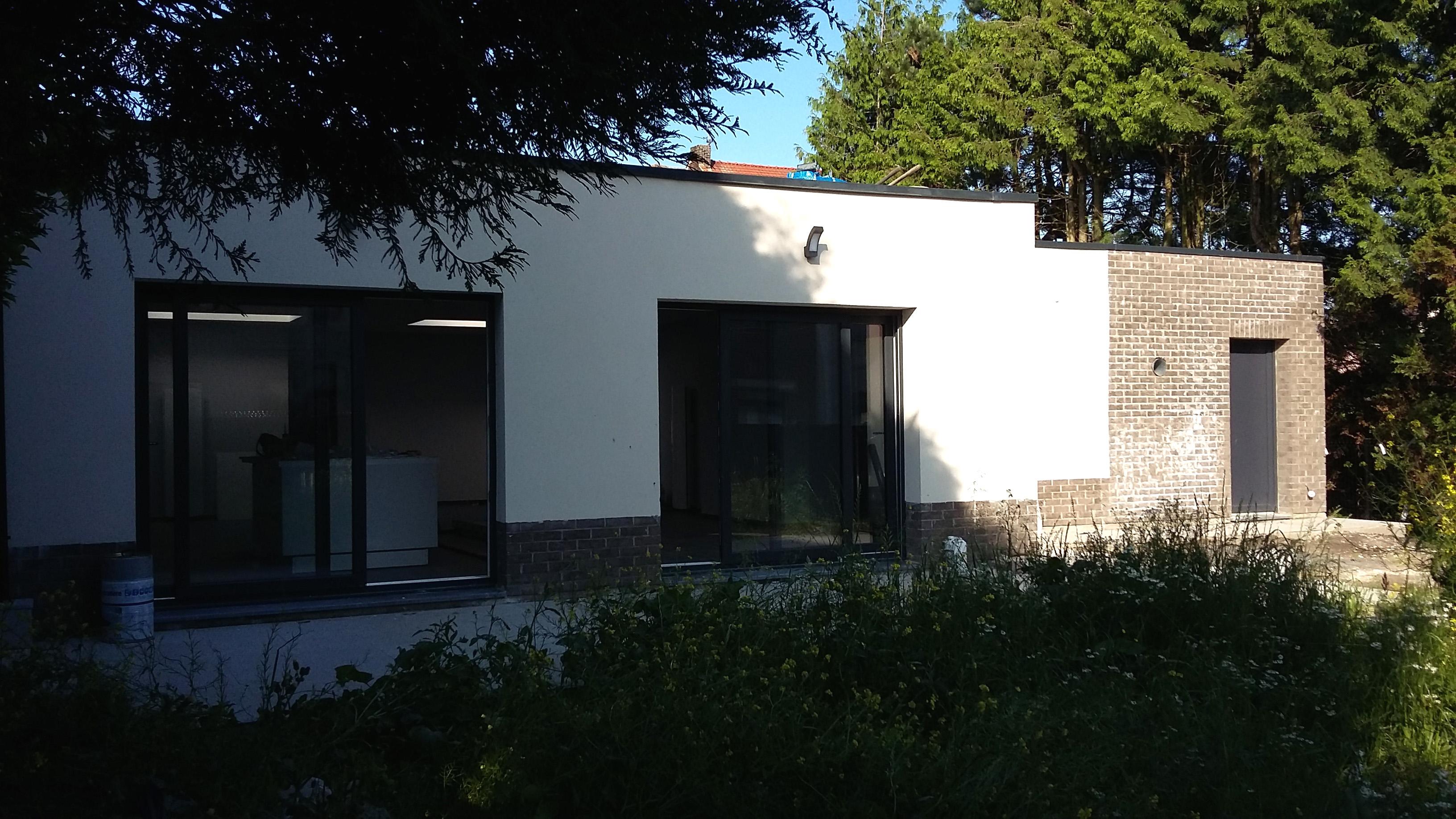 14.01 Construction maison Lys lez Lannoy - Atelier permis de construire5.3