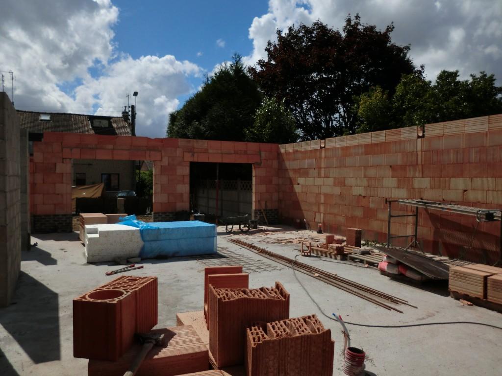 14.01 Construction maison Lys lez Lannoy - Atelier permis de construire6.1
