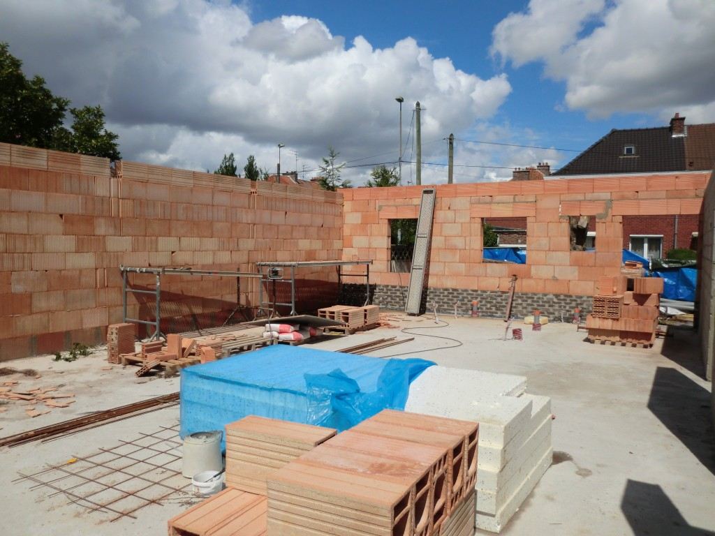 14.01 Construction maison Lys lez Lannoy - Atelier permis de construire8.1