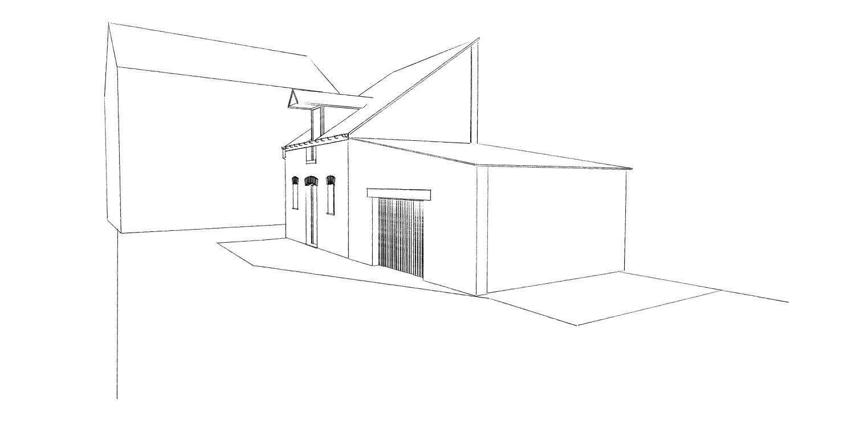14.12 Permis de construire extension grange Orchies9