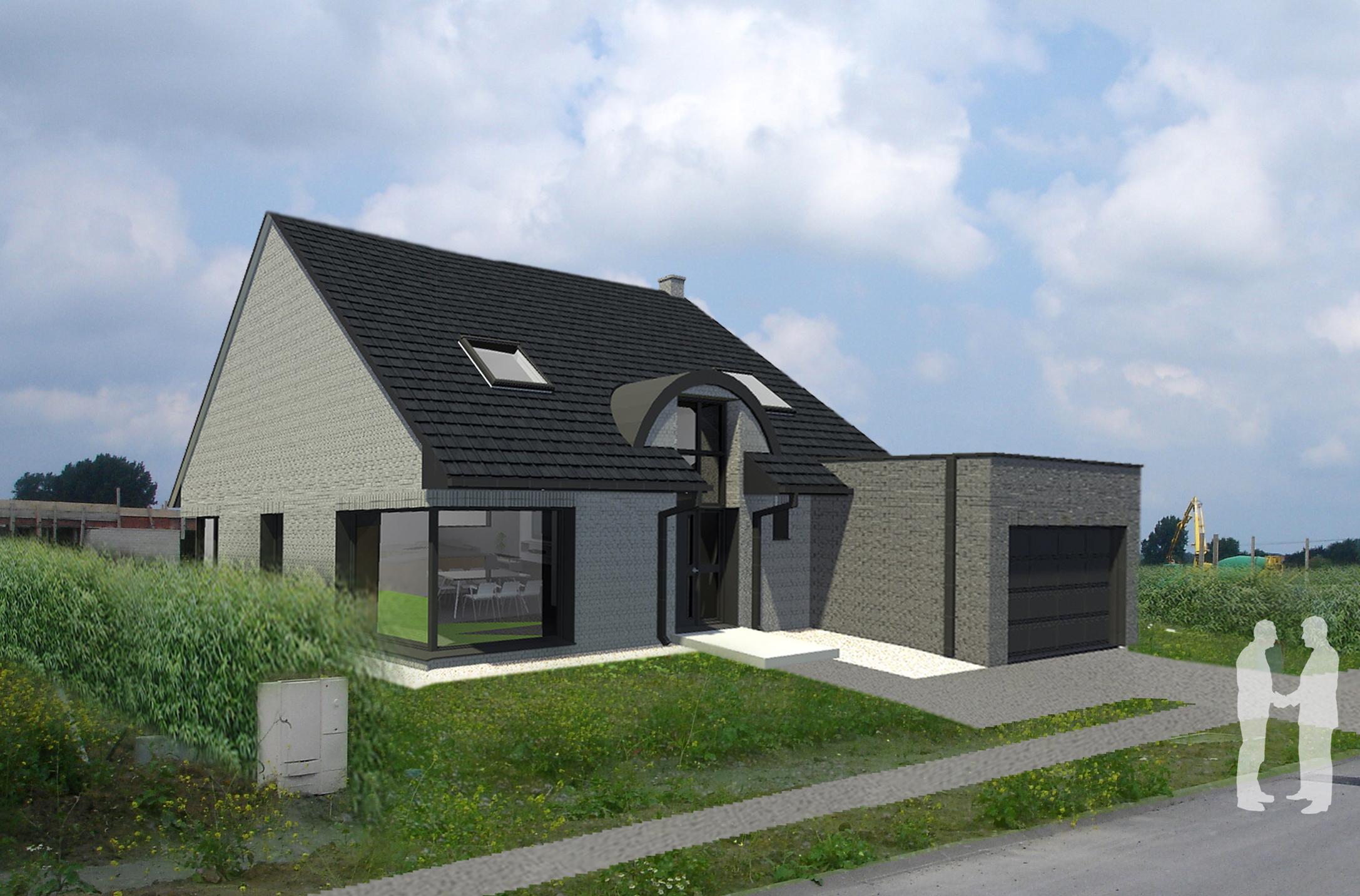 Construction d une maison individuelle bierne atelier for Permis de construire une maison individuelle