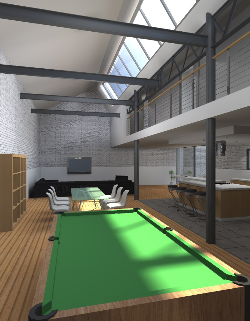 12. Atelier permis de construire Loft Lille3