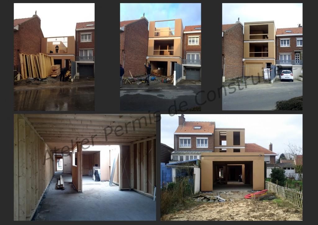 12.02. Atelier permis de construire Maison Hallennes Lez Haubourdin 2