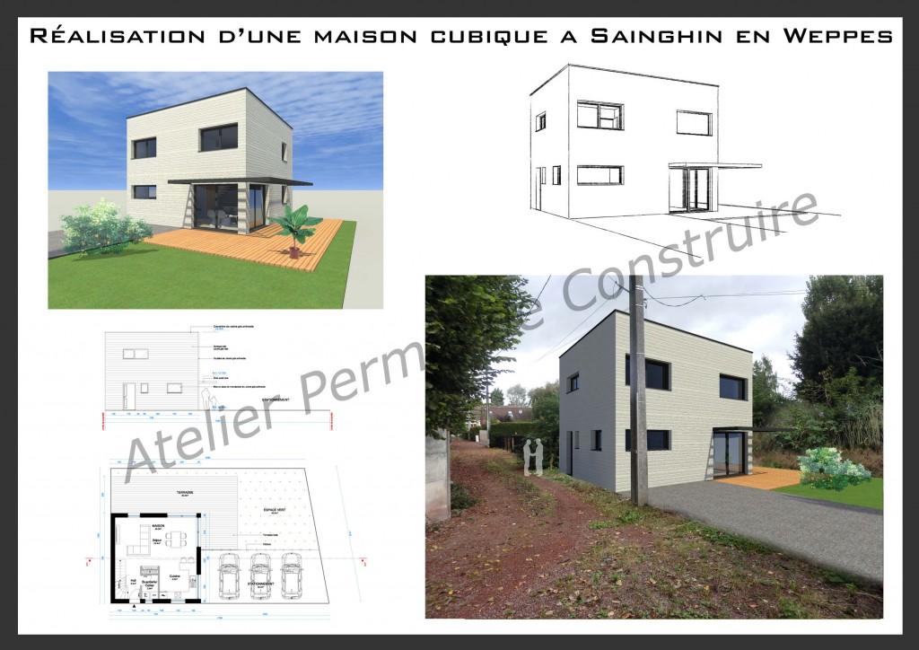 12.20. Atelier permis de construire Sainghin en Weppes