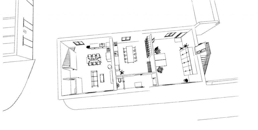 13.06. Atelier permis de construire - Transformation d'un grange en habitation à Steenwerck2