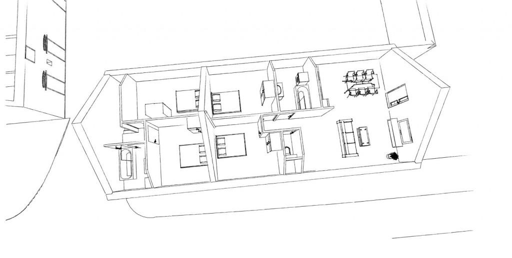 13.06. Atelier permis de construire - Transformation d'un grange en habitation à Steenwerck3