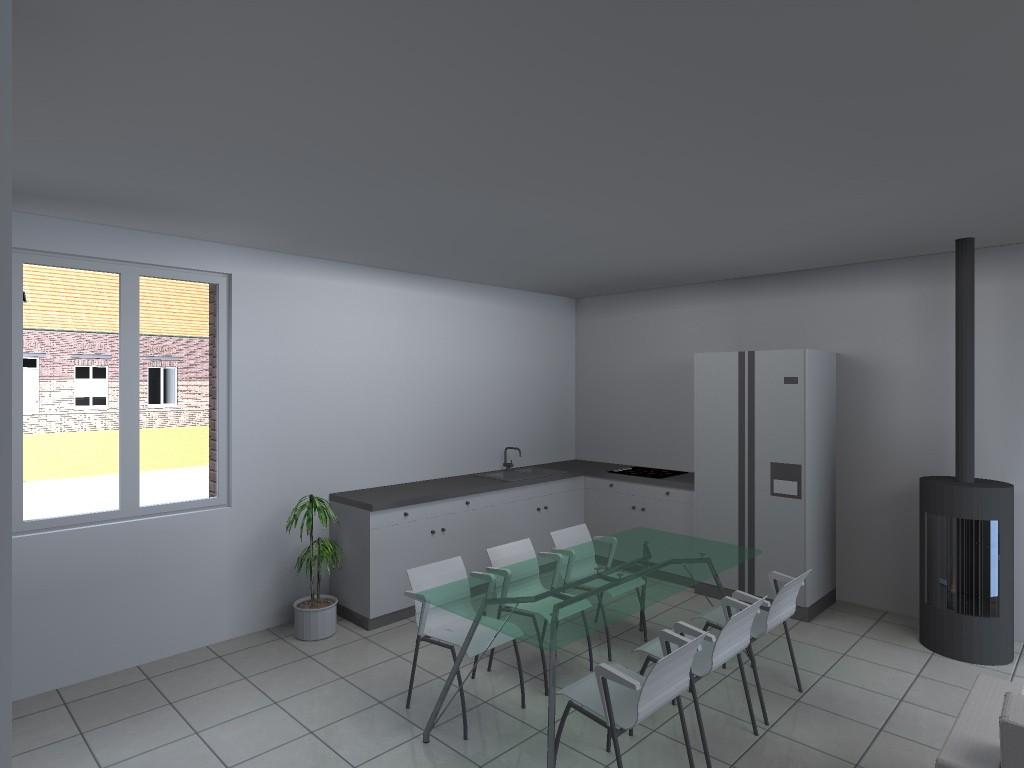 13.06. Atelier permis de construire - Transformation d'un grange en habitation à Steenwerck5