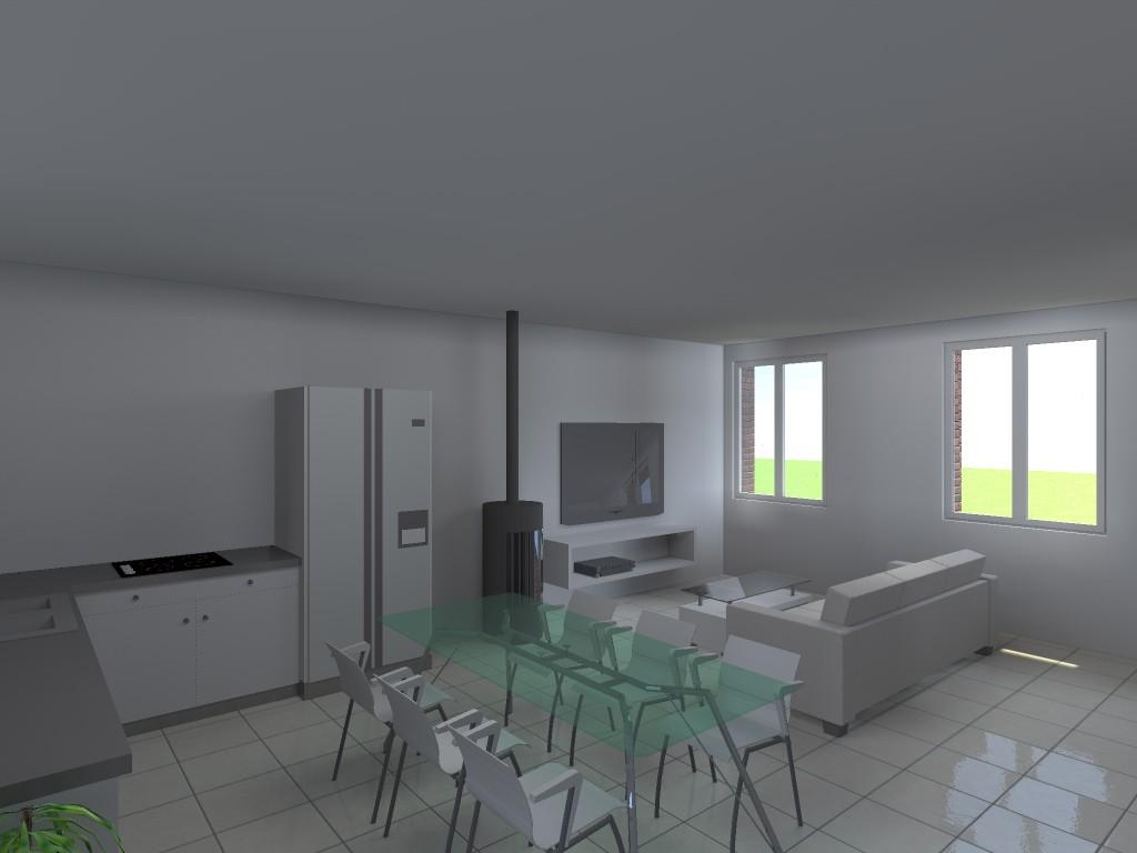 13.06. Atelier permis de construire - Transformation d'un grange en habitation à Steenwerck6
