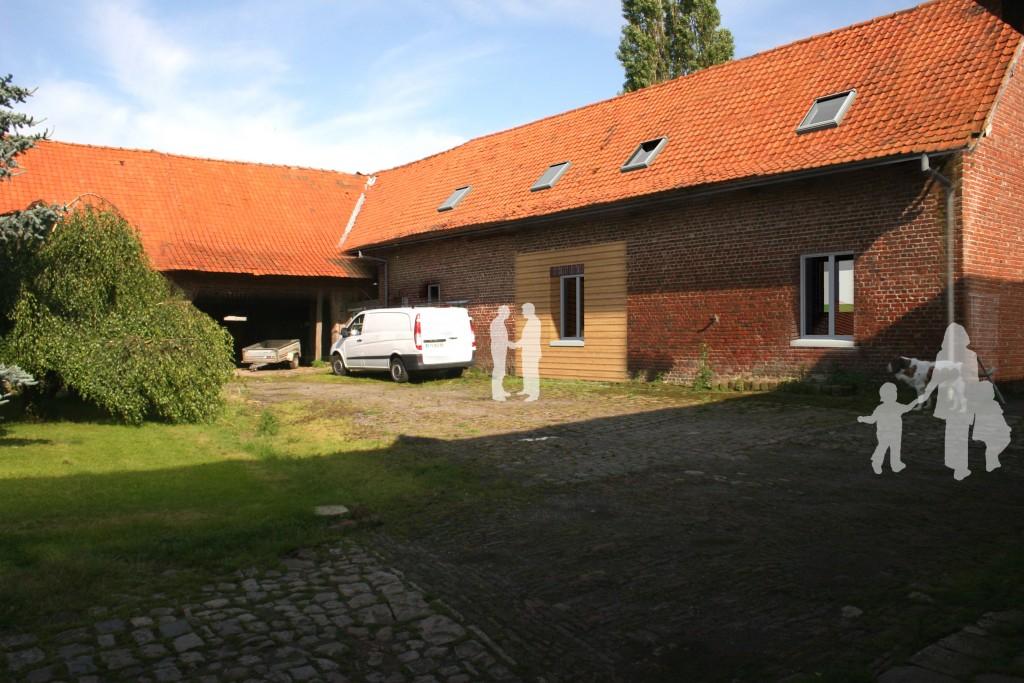 13.06. Atelier permis de construire - Transformation d'un grange en habitation à Steenwerck8