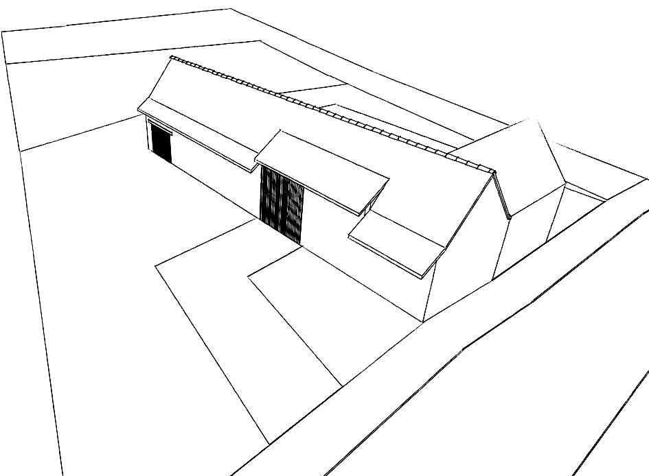 13.20. Atelier permis de construire - Rénovation d'une grange à Bachy1