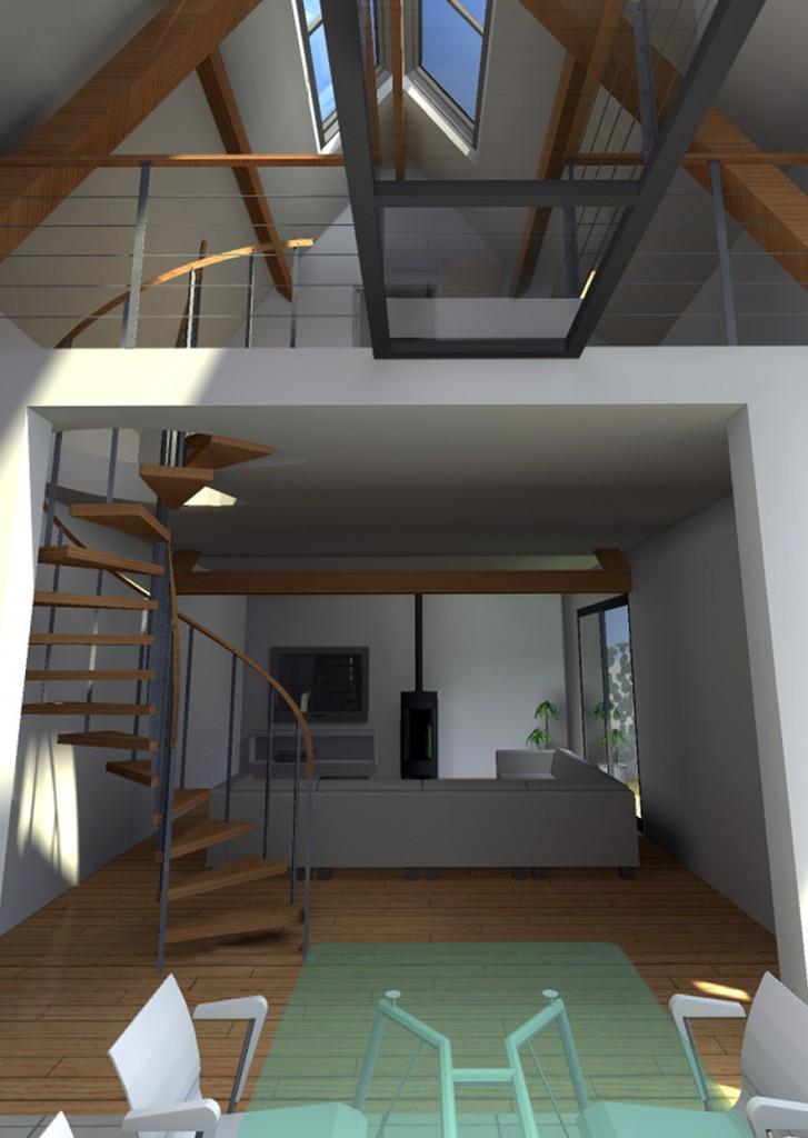 13.20. Atelier permis de construire - Rénovation d'une grange à Bachy11