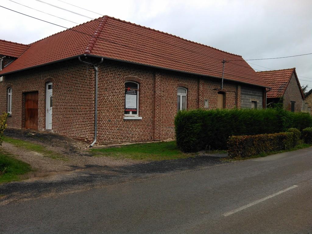 13.22. Atelier permis de construire - Transformation d'une ferme en 4 logements 3