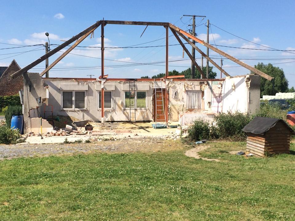 13.23. Atelier permis de construire - Extension maison Lecelles10