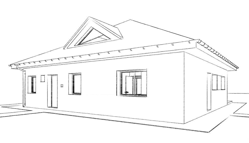 13.23. Atelier permis de construire - Extension maison Lecelles1