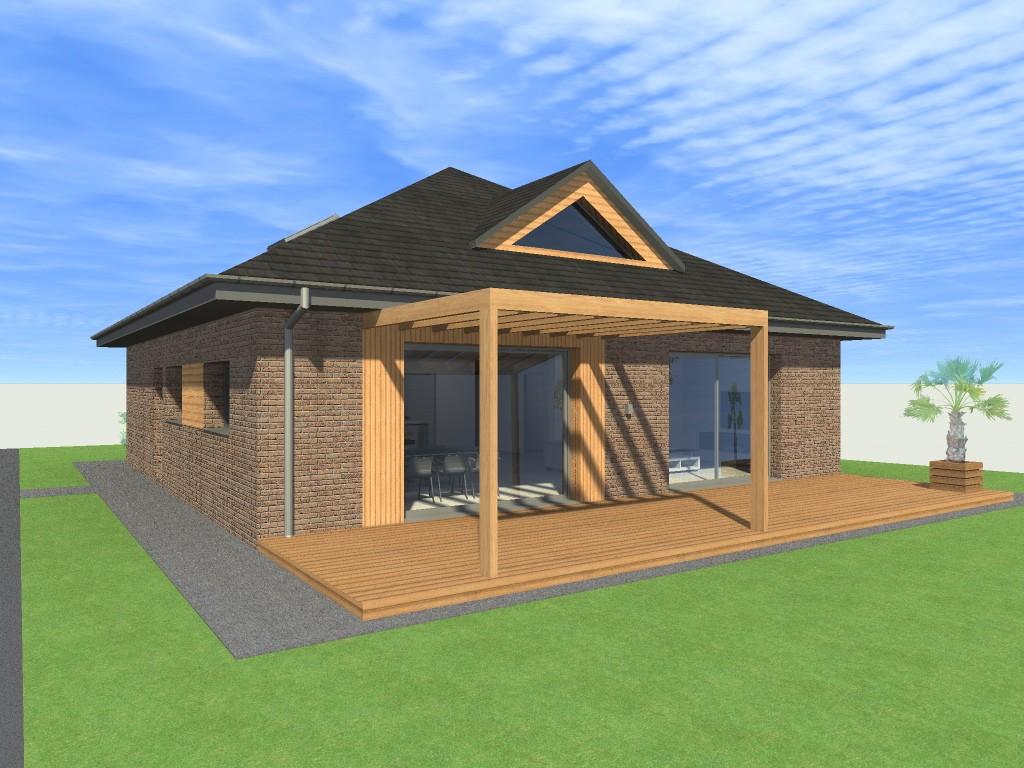 13.23. Atelier permis de construire - Extension maison Lecelles4