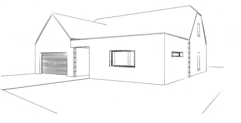 14. Atelier permis de construire Extension Estevelles 3