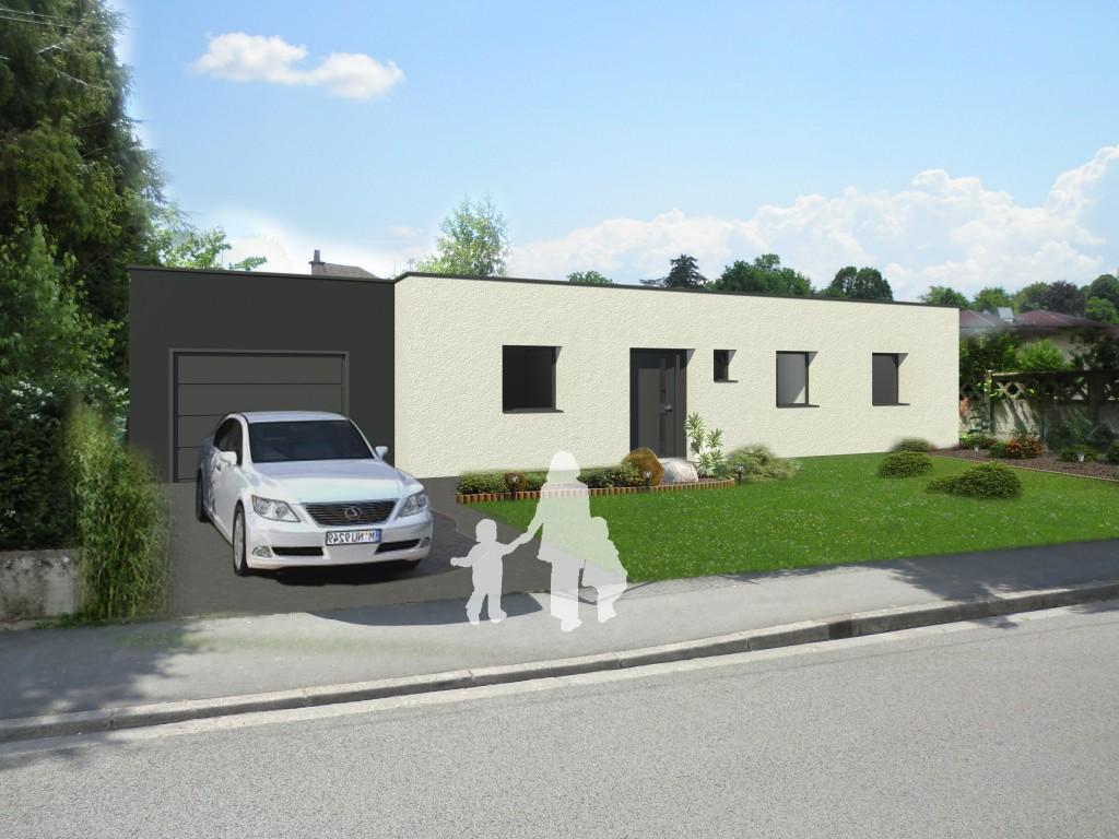 14.01 Construction maison Lys lez Lannoy - Atelier permis de construire10