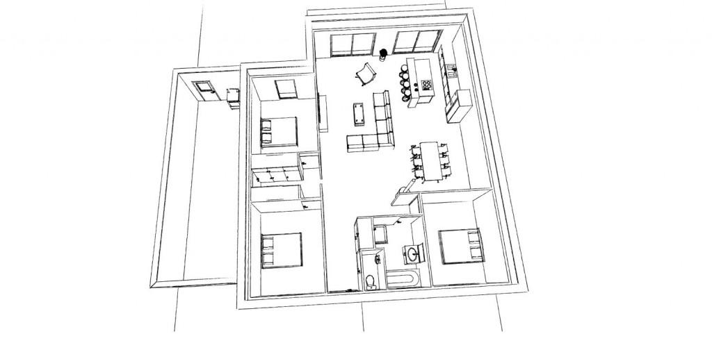 14.01 Construction maison Lys lez Lannoy - Atelier permis de construire3