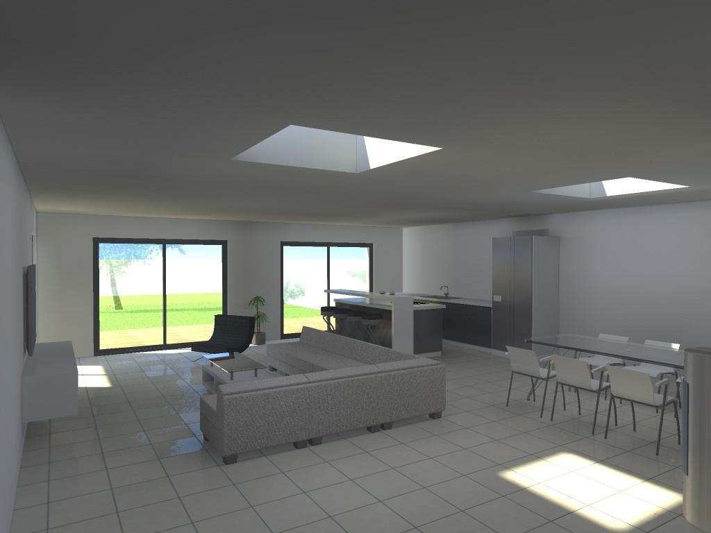 14.01 Construction maison Lys lez Lannoy - Atelier permis de construire6