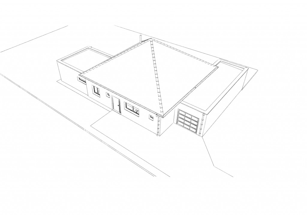 17.1 Atelier permis de construire Maison Plein Pied Sainghin en Weppes