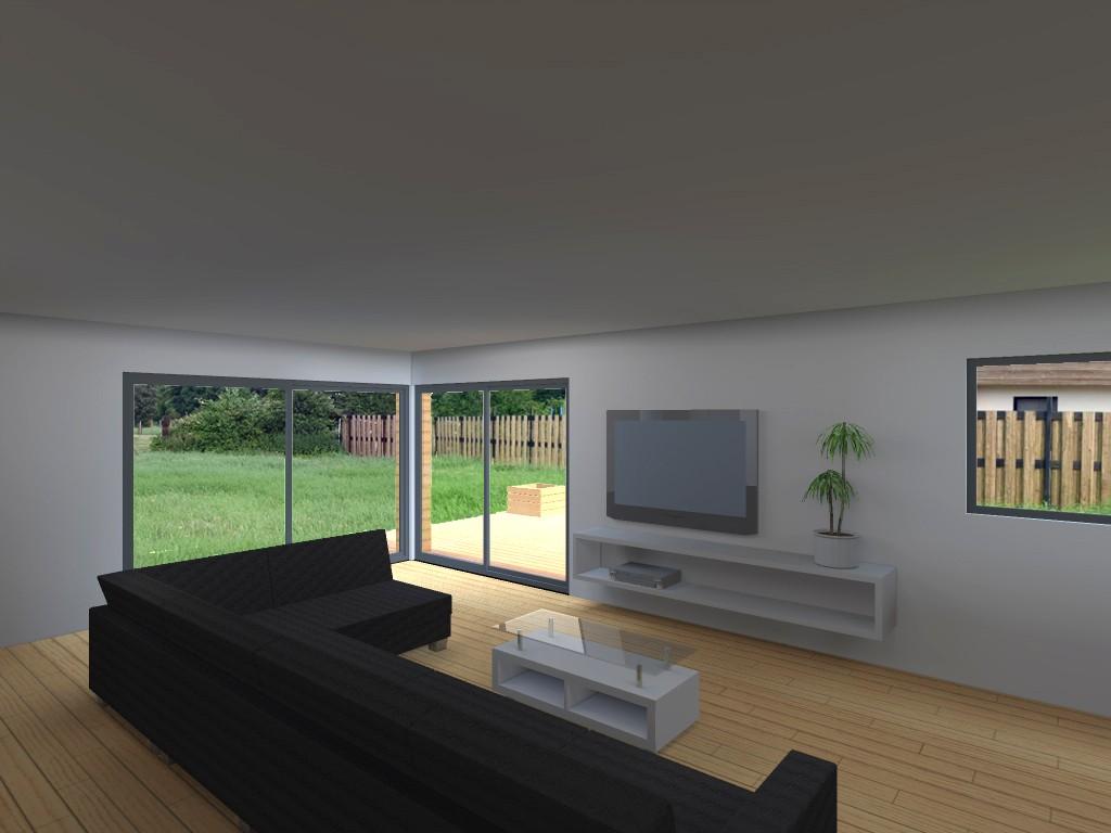 17.3 Atelier permis de construire Maison Plein Pied Sainghin en Weppes