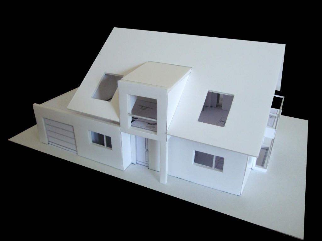 21. Atelier permis de construire Maison Calonne sur la Lys 1.1