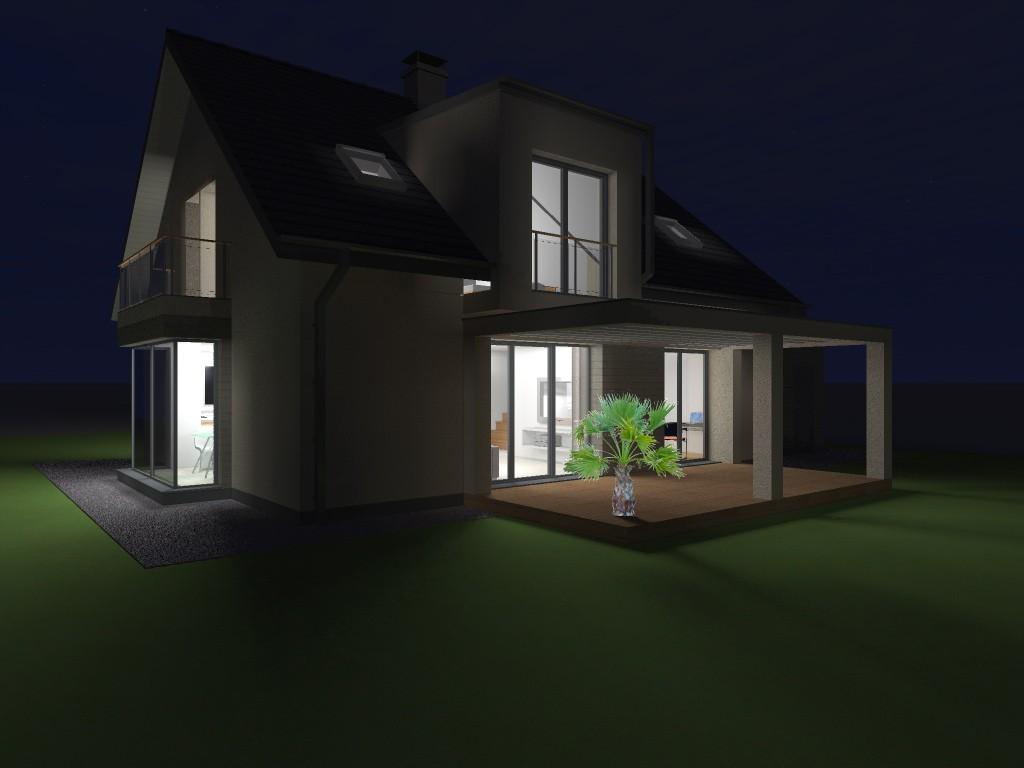 21. Atelier permis de construire Maison Calonne sur la Lys 1.4