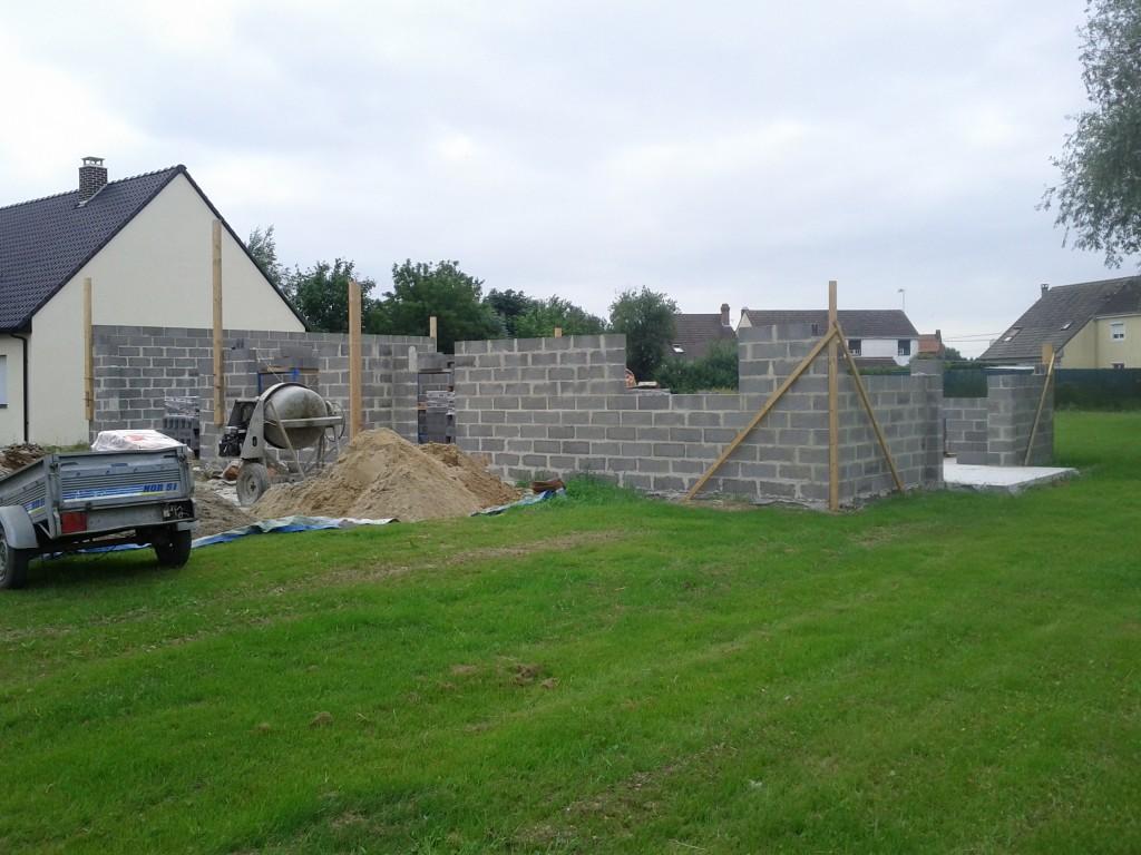 21. Atelier permis de construire Maison Calonne sur la Lys 4