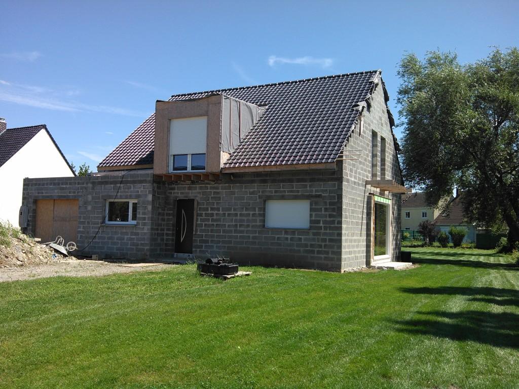 21. Atelier permis de construire Maison Calonne sur la Lys 6