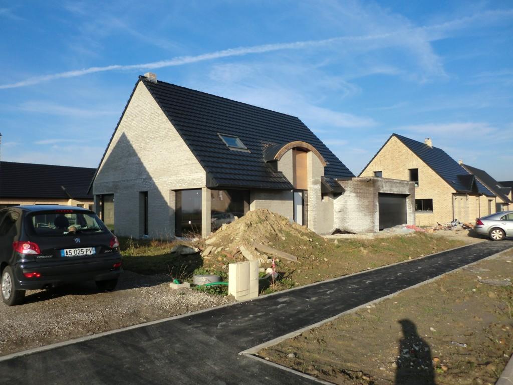 4.1 Construction Bierne - Atelier Permis de construire