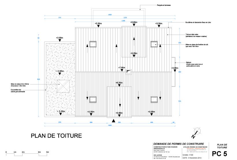 x. Atelier Permis de Constuire. modèle de permis 6