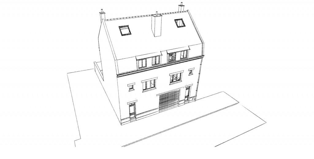 15.04 projet permis de construire nord La Chapelle d'Armentières1