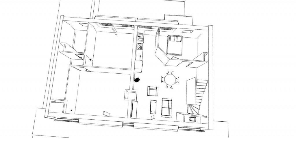 15.04 projet permis de construire nord La Chapelle d'Armentières5