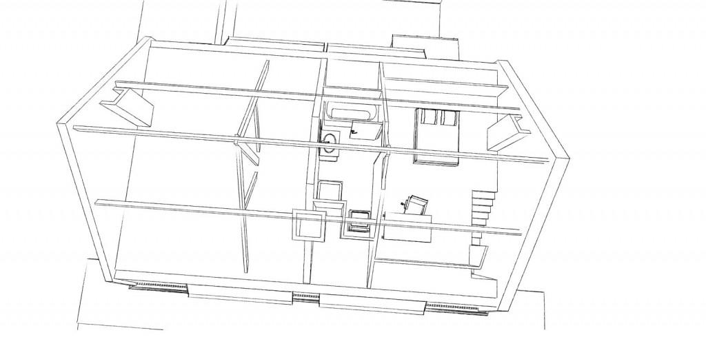 15.04 projet permis de construire nord La Chapelle d'Armentières6
