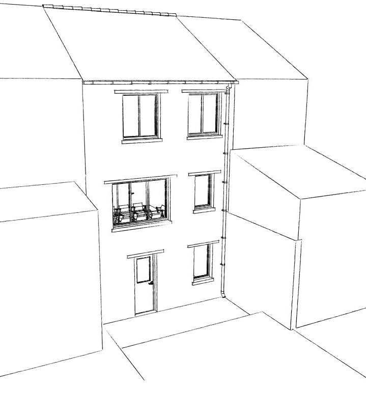15.13 extension maison année 50 Nord Armentières 1