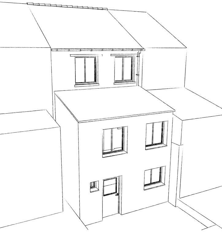 15.13 extension maison année 50 Nord Armentières 2