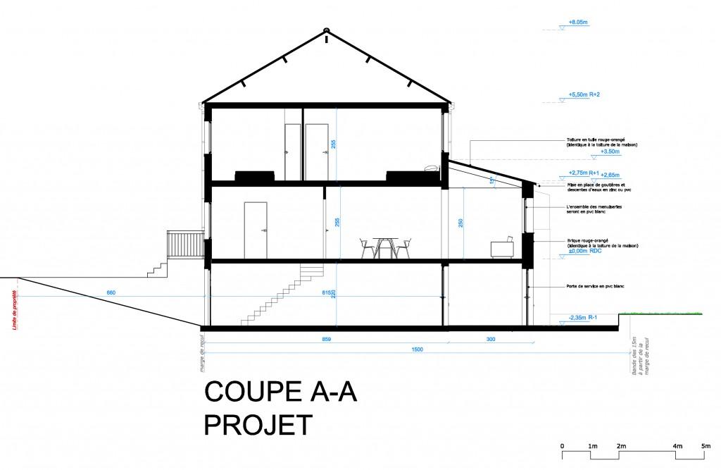 15.13 extension maison année 50 Nord Armentières 23