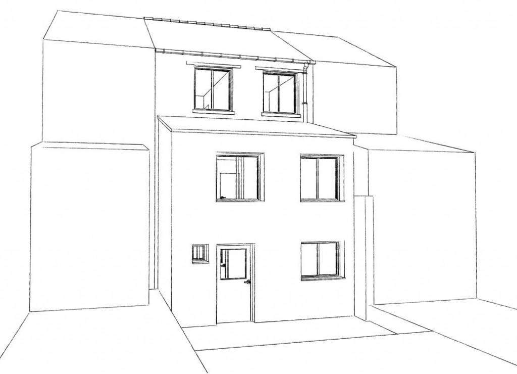 15.13 extension maison année 50 Nord Armentières 3