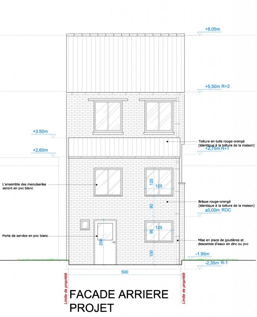 15.13 extension maison année 50 Nord Armentières 5