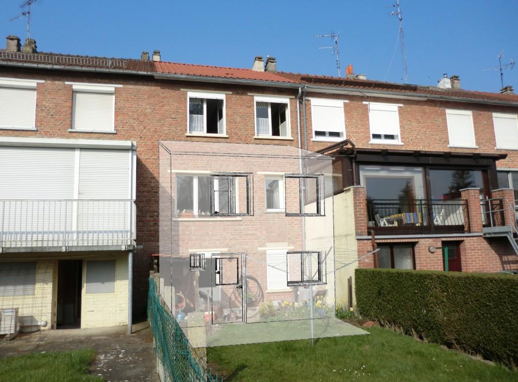15.13 extension maison année 50 Nord Armentières 7