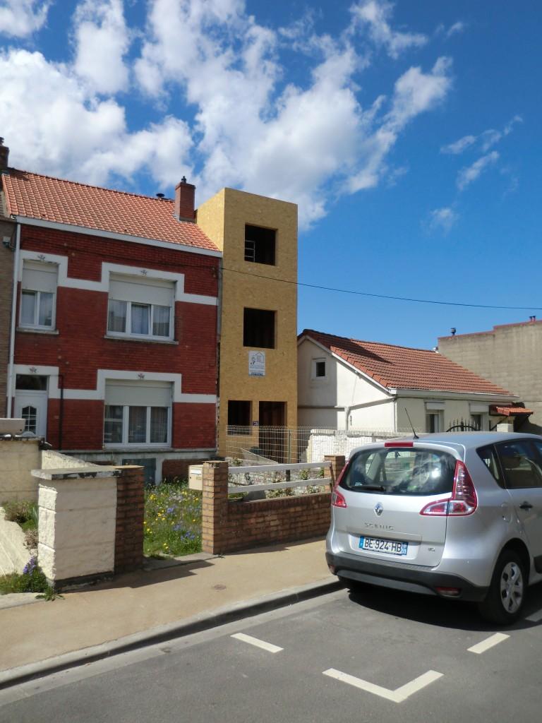 14.08 Extension maison étroite Dunkerque - Atelier permis de construire5