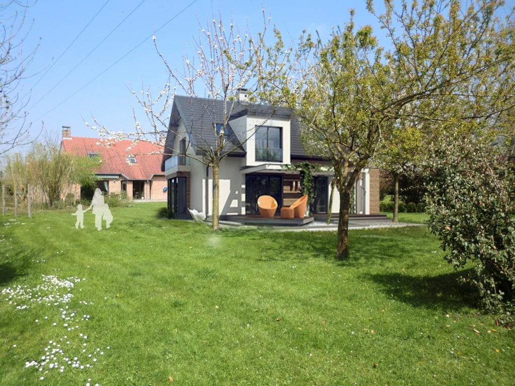 15.09 Construction maison nord - projet permis de construire Laventie14