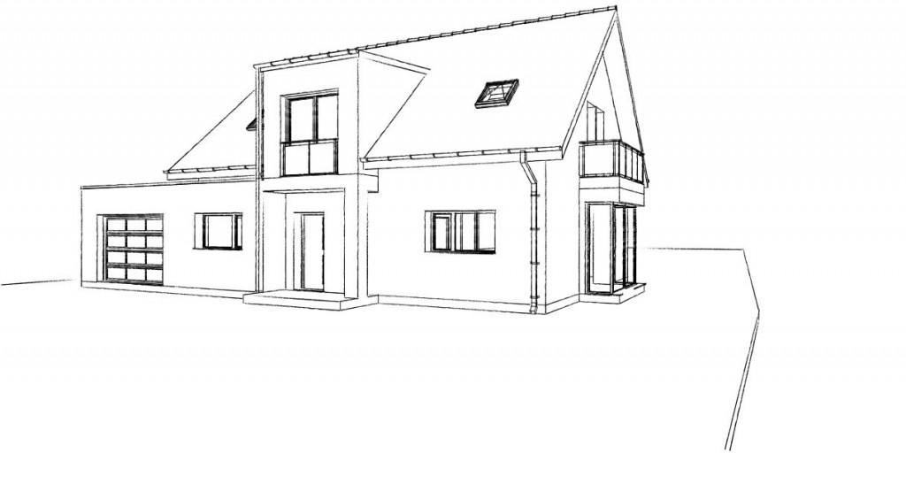 15.09 Construction maison nord - projet permis de construire Laventie3