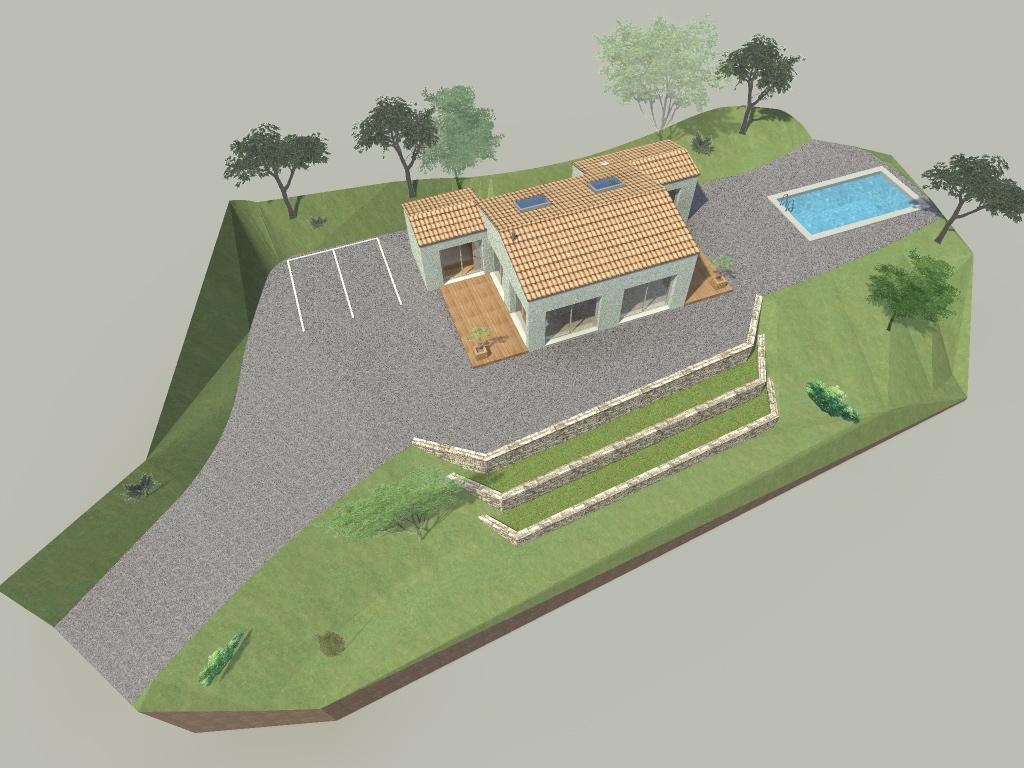 15.05 Construction maison permis de construire Saint Tropez1.1