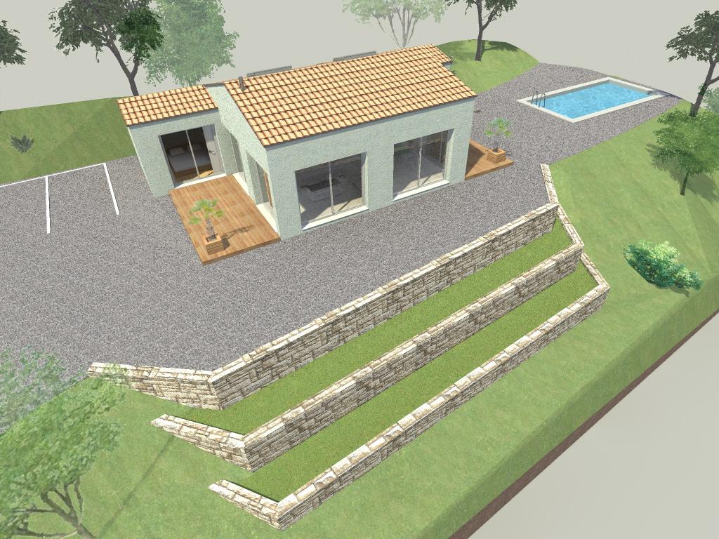 15.05 Construction maison permis de construire Saint Tropez4.1