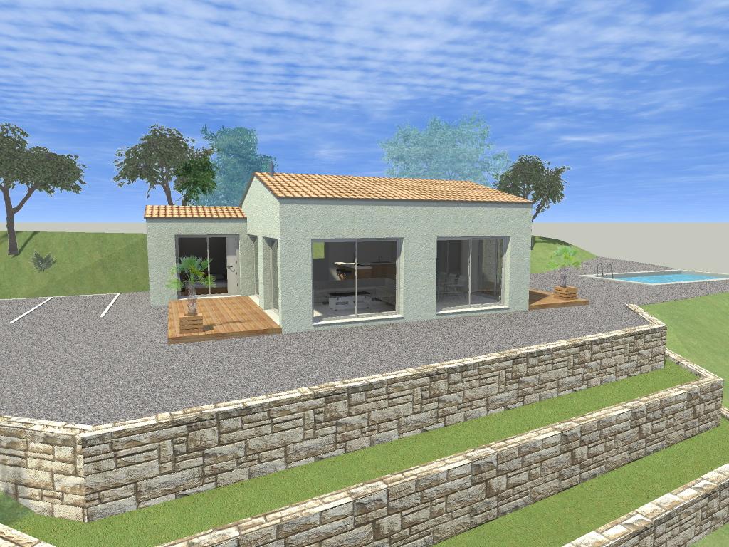 15.05 Construction maison permis de construire Saint Tropez4.2