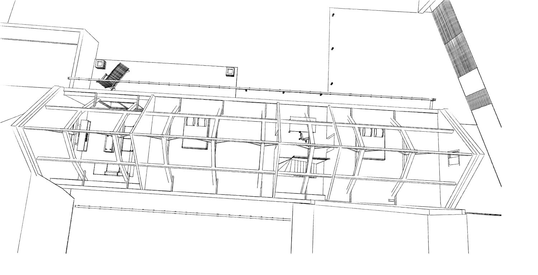 15.12 rénovation d'une grange Nord Permis de construire Fline-lez-raches5