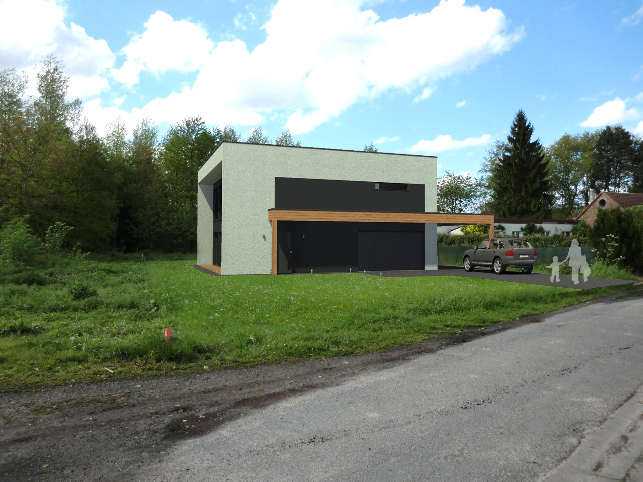 15.17 Permis de construire maison nord Thun Saint Amand13